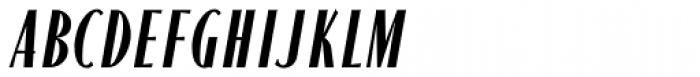 Paris ND Medium Font UPPERCASE