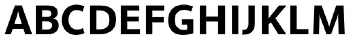 Parisine Std Bold Font UPPERCASE