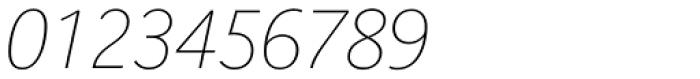 Parisine Std Clair Italic Font OTHER CHARS