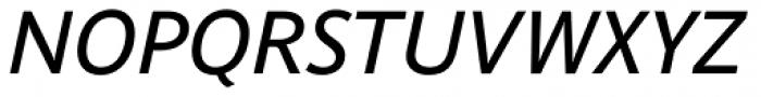 Parisine Std Italic Font UPPERCASE