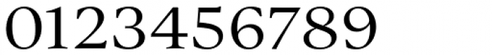 Parity Regular Font OTHER CHARS