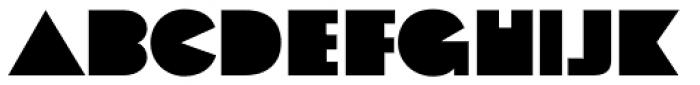 Parkitecture JNL Font UPPERCASE