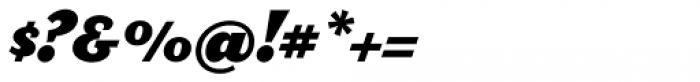 Parkside Black Font OTHER CHARS