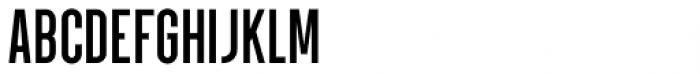 Parkson Bold Font LOWERCASE