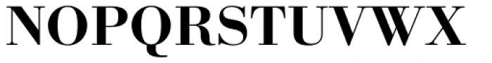 Parma Pro Cyrillic Bold Font UPPERCASE