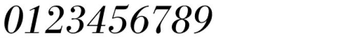 Parma Pro Cyrillic Italic Font OTHER CHARS