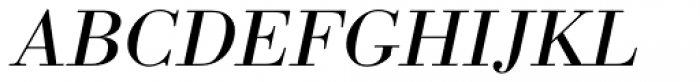 Parma WGL Italic Font UPPERCASE