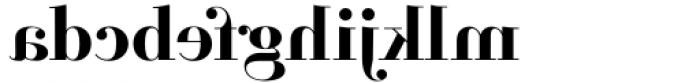 Parmesan Revolution Extra Bold Font LOWERCASE