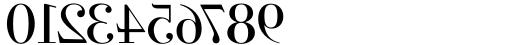 Parmesan Revolution Light Font OTHER CHARS