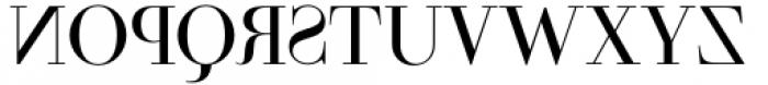 Parmesan Revolution Light Font UPPERCASE