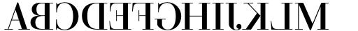 Parmesan Revolution Regular Font UPPERCASE
