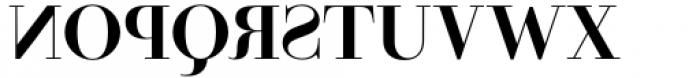 Parmesan Revolution Semi Bold Font UPPERCASE