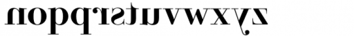 Parmesan Revolution Semi Bold Font LOWERCASE