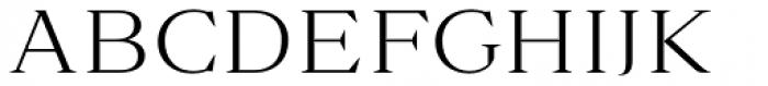 Parnas Regular Font UPPERCASE