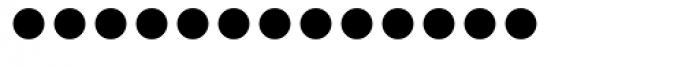 Parties Std Pi Font UPPERCASE