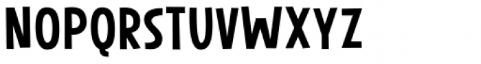 Party Crush Regular Font UPPERCASE