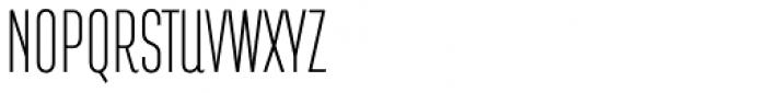 Pasarela Bold Font UPPERCASE