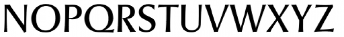 Pascal ND Regular Font UPPERCASE