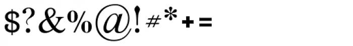 Pashkevil MF Light Font OTHER CHARS