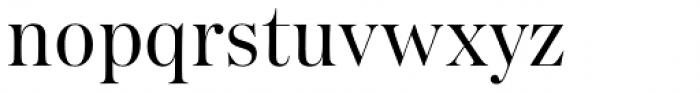 Passenger Display Font LOWERCASE