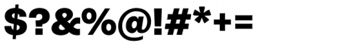 Passenger Sans Black Font OTHER CHARS