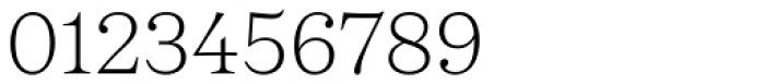 Passenger Serif Extralight Font OTHER CHARS