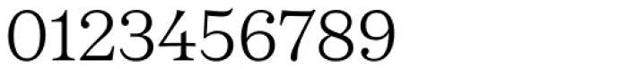 Passenger Serif Light Font OTHER CHARS