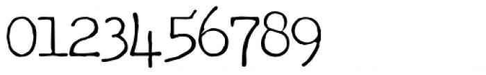 Passport Mono Thin Font OTHER CHARS
