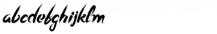 Pastel Font LOWERCASE
