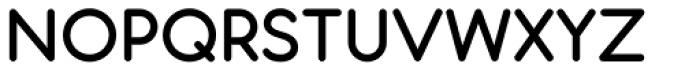 Pastrami Semi Bold Font UPPERCASE