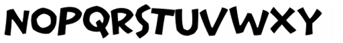 Pastrami on Rye Font UPPERCASE