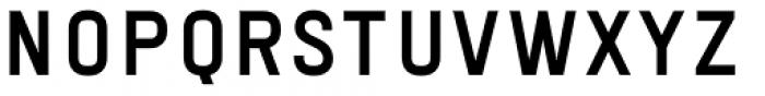 Patrima Bold Font UPPERCASE