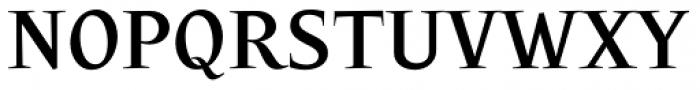 Patzcuaro Font UPPERCASE
