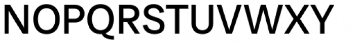 Paul Grotesk Medium Font UPPERCASE