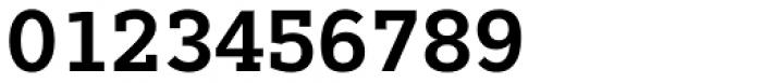 Paul Slab Semi Bold Font OTHER CHARS