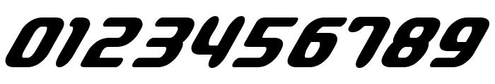 Parvo-BoldItalic Font OTHER CHARS