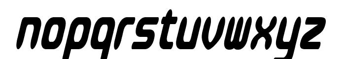 Parvo-CondensedRegular Font LOWERCASE