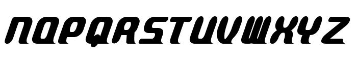 ParvoBold Font UPPERCASE