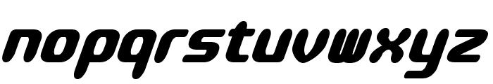 ParvoBold Font LOWERCASE