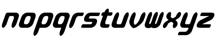 Parvo Font LOWERCASE