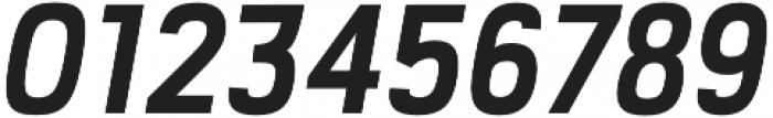 PC Navita Bold-Oblique otf (700) Font OTHER CHARS