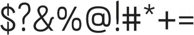 PC Navita Book otf (400) Font OTHER CHARS
