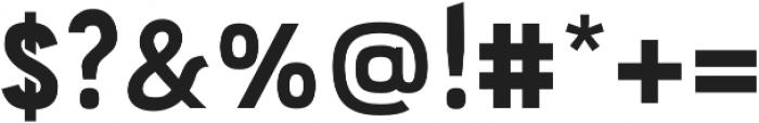PC Navita Extra Bold otf (700) Font OTHER CHARS