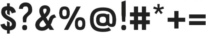 PC Navita otf (700) Font OTHER CHARS