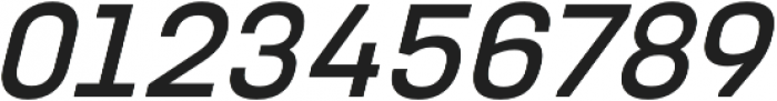 PCTL9600 Regular Italic otf (600) Font OTHER CHARS