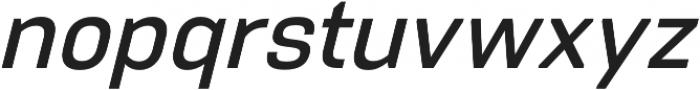 PCTL9600 Regular Italic otf (600) Font LOWERCASE