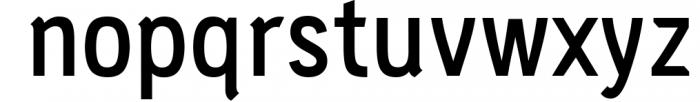 PC Navita Friendly Geometric Font 10 Font LOWERCASE