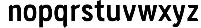 PC Navita Friendly Geometric Font 1 Font LOWERCASE