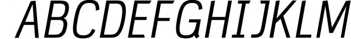 PC Navita Friendly Geometric Font 2 Font UPPERCASE