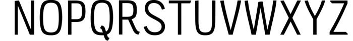 PC Navita Friendly Geometric Font 3 Font UPPERCASE